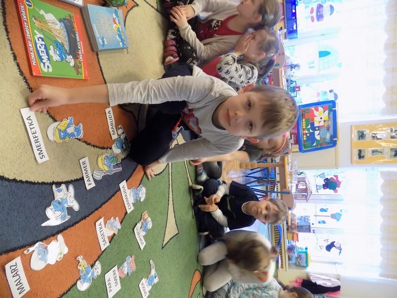 Smerfy - Niepubliczne Tęczowe Przedszkole w Oświęcimiu